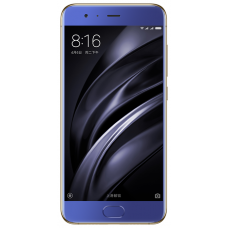Смартфон Xiaomi Mi6 6/128GB Blue (Синий)