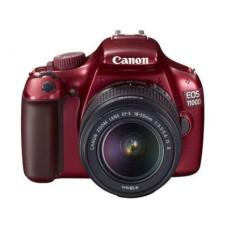 Фотоаппарат Canon EOS 1100D Body Красный