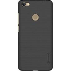 Чехол с покрытием SoftTouch для Xiaomi Redmi Note 5A черная