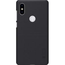 Чехол с покрытием SoftTouch для Xiaomi Mi Mix 2S черная