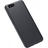 Чехол с покрытием SoftTouch для Xiaomi Mi6 черный