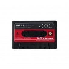 Универсальное зарядное устройство кассета Remax Proda Tape 4000 мАч
