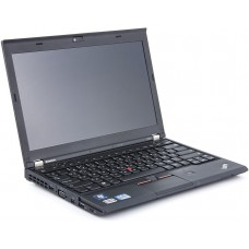 "Ноутбук Lenovo ThinkPad x230 (Intel Core i5-3230M 2300 MHz/12.5""/1366x768/8GB/1128SSD/DVD нет/Intel HD 4000 2GB/Wi-Fi/Bluetooth/Windows 10 )"
