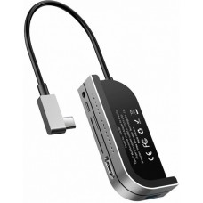 USB-концентратор Baseus Bend Angle No.7 Multifunctional Type-C (CAHUB-WJ0G)