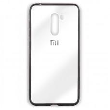 Жесткий чехол из пластика для Xiaomi Pocophone F1 белый