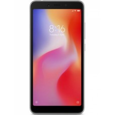 Смартфон Xiaomi Redmi 6 3/32gb Grey (Серебристый)