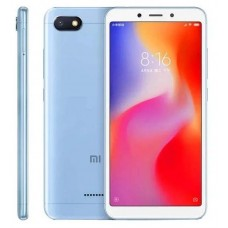 Смартфон Xiaomi Redmi 6A 2/32GB Blue (Голубой) Global Version (EU)