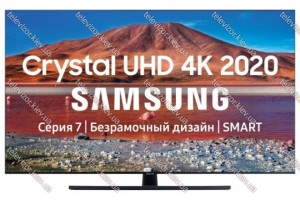 "Телевизор Samsung UE75TU7570U 75"" (2020)"