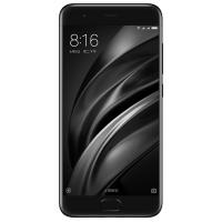 Смартфон Xiaomi Mi6 6/128GB Black (Черный)