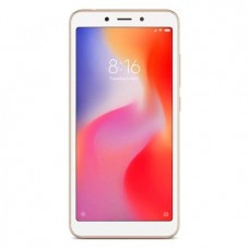 Смартфон Xiaomi Redmi 6 3/32GB Gold (Золотой)