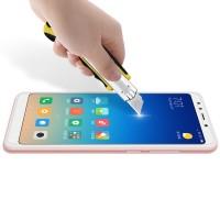 2.5D стекло (класс прочности 9H+) на Xiaomi Redmi 6A с защитой от царапин