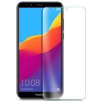 2.5D защитное стекло на Huawei Honor 7C Pro